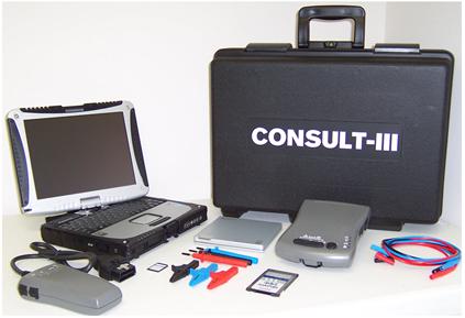 Nissan Consult III (2009-2011) Multi PL
